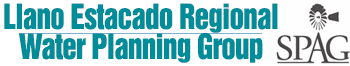 Llano Estacado Regional Water Planning Group
